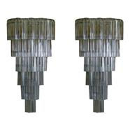 Large Pr. Triedi Sconces