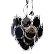 Murano 36 Black Tear Drops