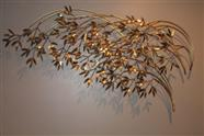 Wall Sculpture by Curtis Jere