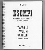 Esempi Catalog Second Series