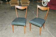 2 Italian Side Chairs