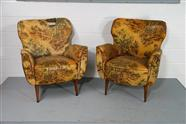 Italian Arm Chairs