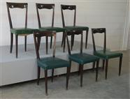 Vintage Italian Dining Chairs