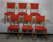 6 Vintage DiningbChairs