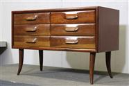 Ponti Style Chest of Drawers