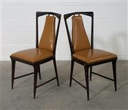 Pair Borsani Dining Chairs
