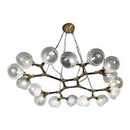 Murano Labyrinth Chandelier